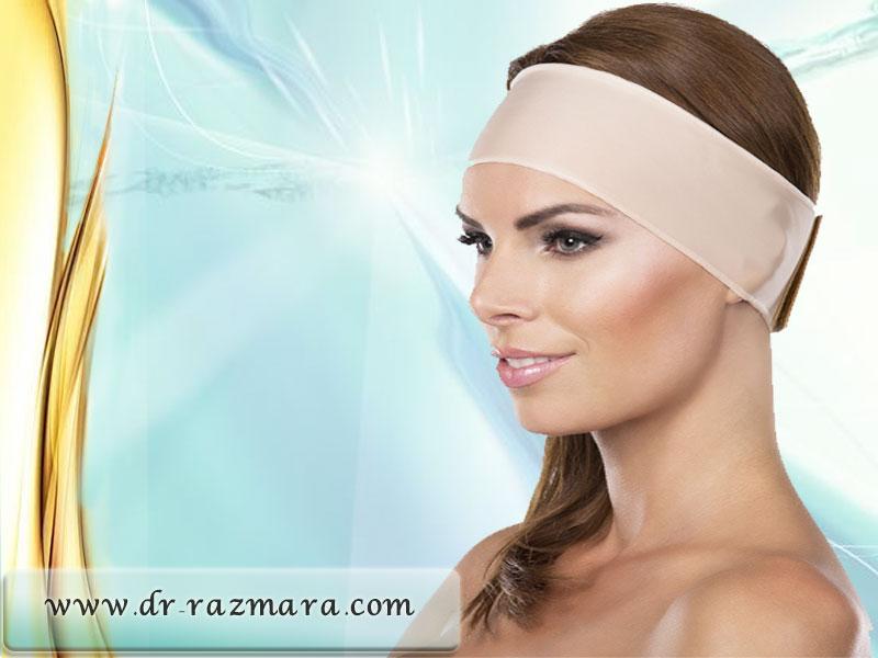 مراقبت های بعد از جراحی زیبایی گوش